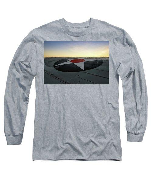 American Morning Long Sleeve T-Shirt