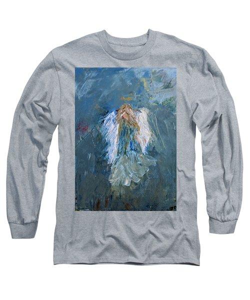 Angel Girl Long Sleeve T-Shirt