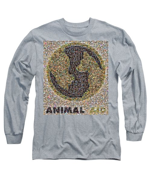 Animal Aid 2017  Long Sleeve T-Shirt