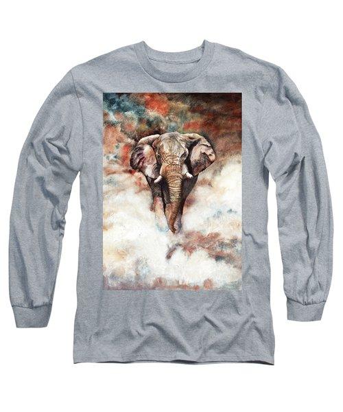 Approaching Menace Long Sleeve T-Shirt
