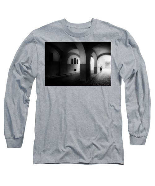 Arches Long Sleeve T-Shirt by Celso Bressan