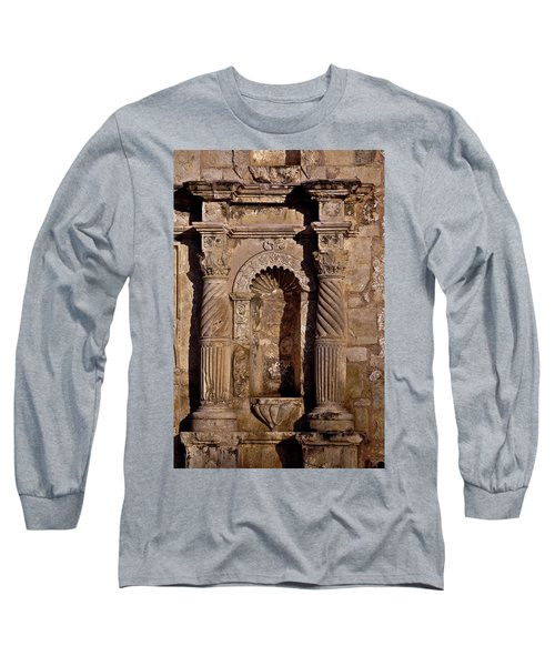 Architectural Detail Long Sleeve T-Shirt