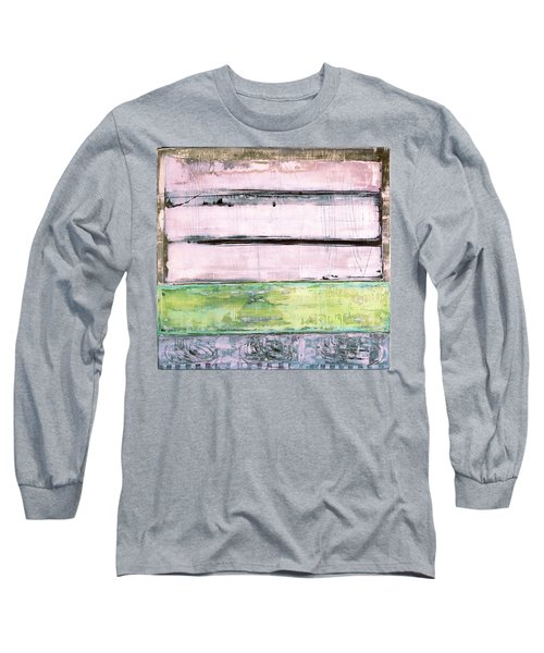 Art Print Sierra 5 Long Sleeve T-Shirt