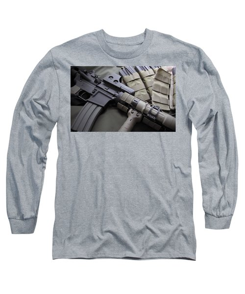 Assault Rifle Long Sleeve T-Shirt
