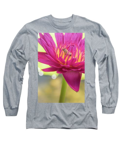 Attraction. Long Sleeve T-Shirt