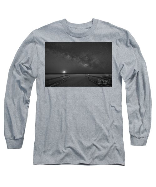 Avalon New Jersey Milky Way Rising  Long Sleeve T-Shirt