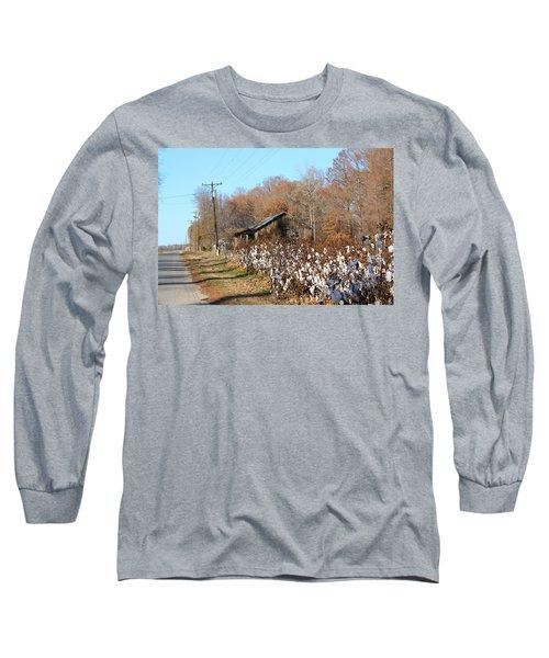Back Roads Of Ms Long Sleeve T-Shirt