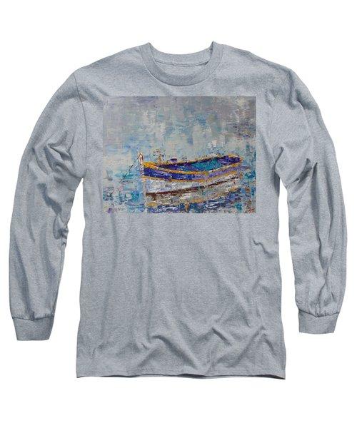 Barque De Provence Long Sleeve T-Shirt
