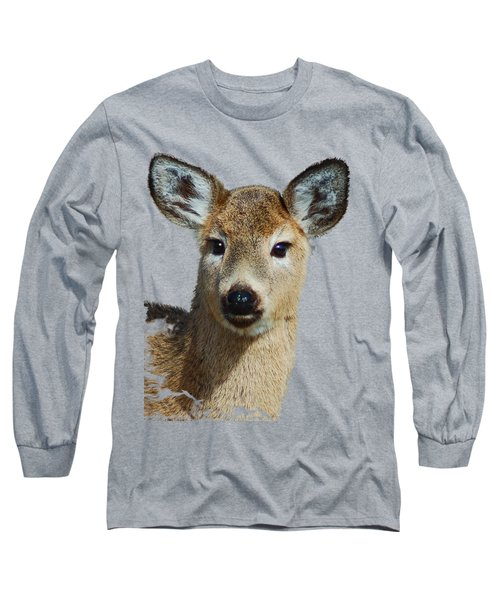 Long Sleeve T-Shirt featuring the photograph Beauty by Diane E Berry