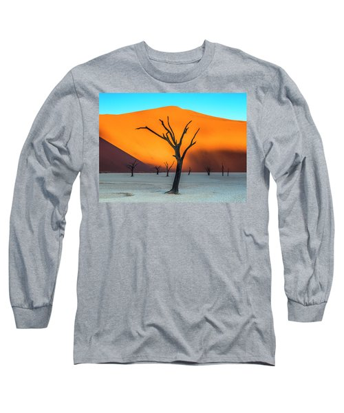 Beauty Lives Forever. Long Sleeve T-Shirt