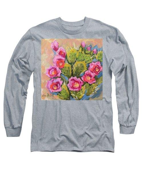 Beavertail Cactus Long Sleeve T-Shirt