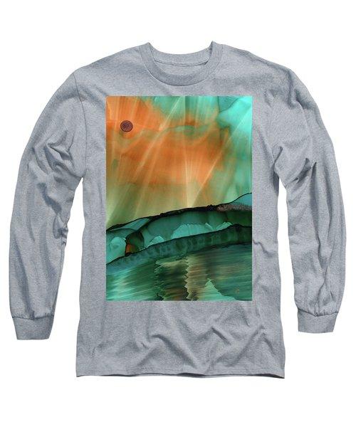 Beyond The City Lights Long Sleeve T-Shirt