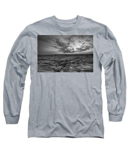 Bigfoot Overlook Sunset  Long Sleeve T-Shirt
