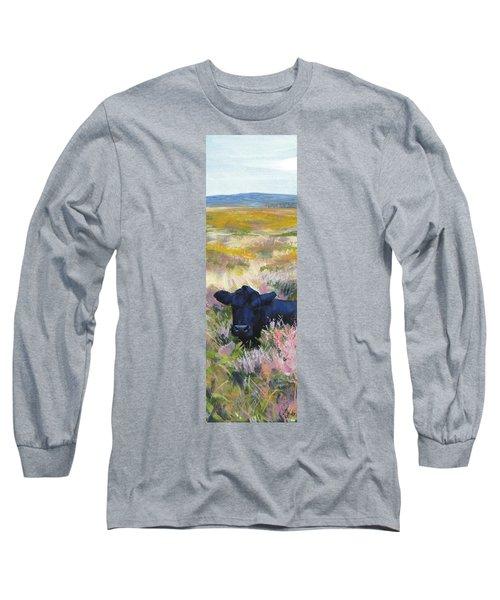 Black Cow Dartmoor Long Sleeve T-Shirt