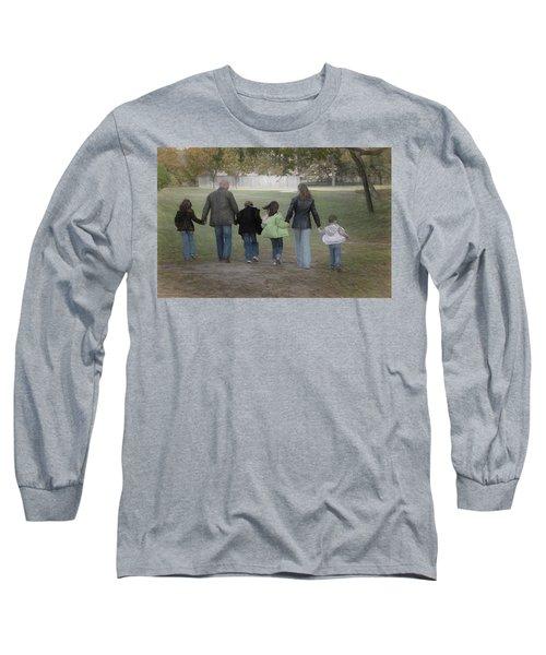 Blended Family Long Sleeve T-Shirt