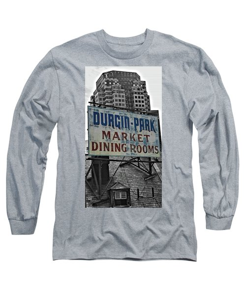 Long Sleeve T-Shirt featuring the photograph Boston Icon by Bruce Carpenter