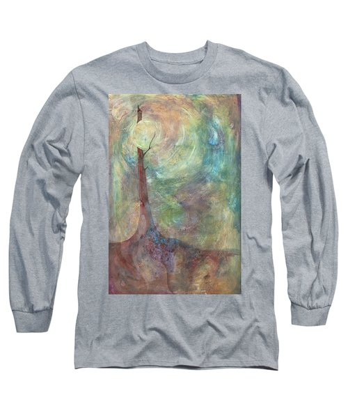 Breaking Dawn Long Sleeve T-Shirt by Pat Purdy