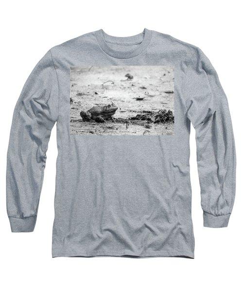 Bull Frog Long Sleeve T-Shirt
