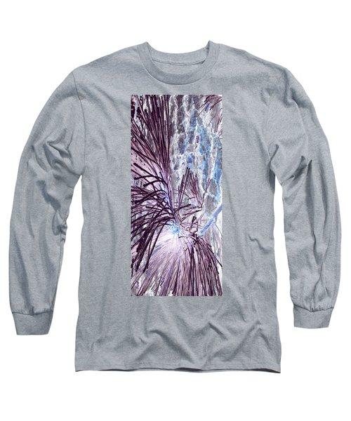 Long Sleeve T-Shirt featuring the photograph Burst by Jamie Lynn