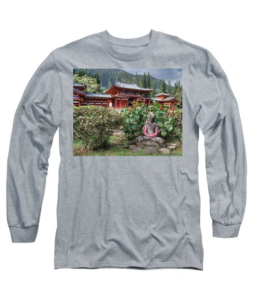 Byodo-in Long Sleeve T-Shirt