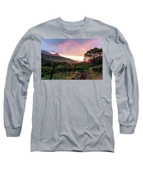 Colibri Sunrise Long Sleeve T-Shirt