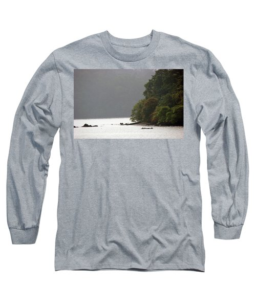 Cameroon Fisherman Africa Long Sleeve T-Shirt