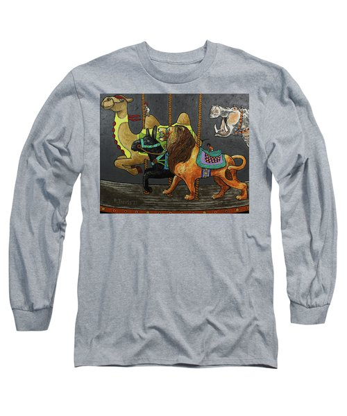 Carousel Kids 2 Long Sleeve T-Shirt