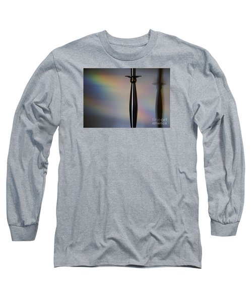 Casting Shadows Long Sleeve T-Shirt by Linda Shafer