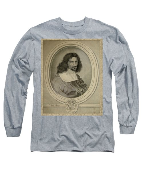 Celebrity Etchings - Clive Owen Long Sleeve T-Shirt