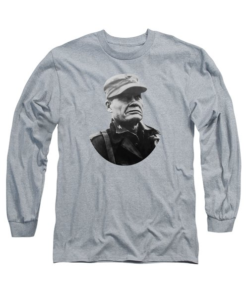 Chesty Puller Long Sleeve T-Shirt