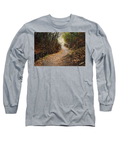 City Creek Bridge Long Sleeve T-Shirt