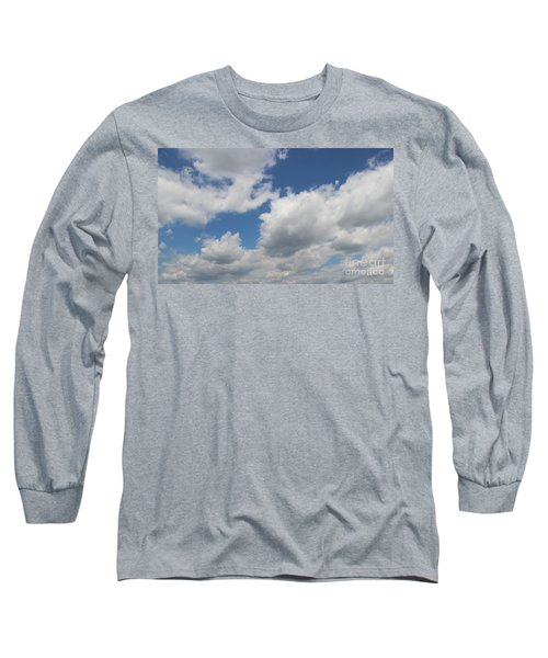 Clouds 16 Long Sleeve T-Shirt by Rod Ismay