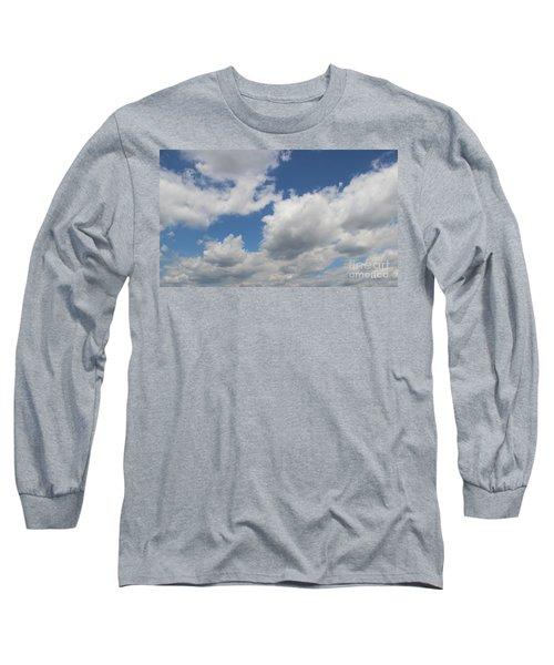 Clouds 16 Long Sleeve T-Shirt