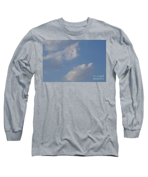 Clouds 13 Long Sleeve T-Shirt by Rod Ismay
