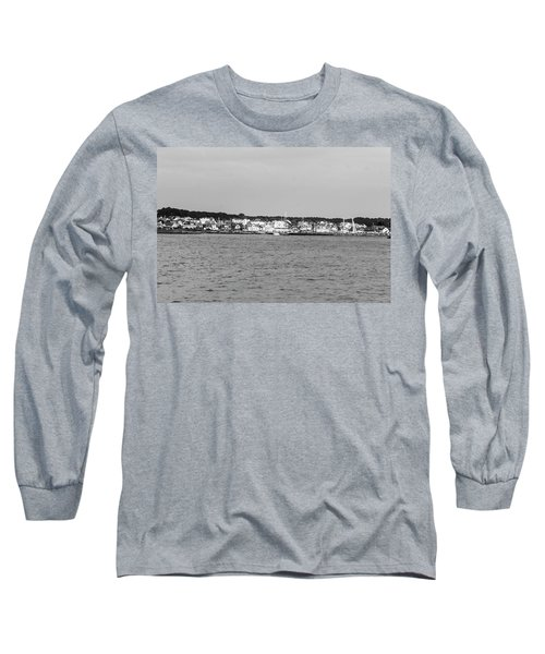 Coastline At Molle In Sweden Long Sleeve T-Shirt