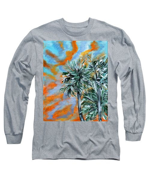Collection. Art For Health And Life. Painting 2 Long Sleeve T-Shirt