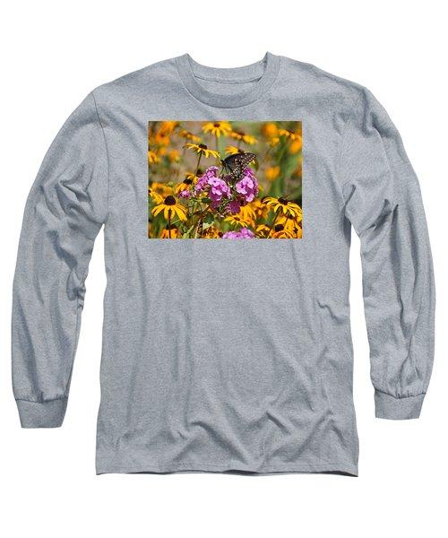 Colorful Long Sleeve T-Shirt