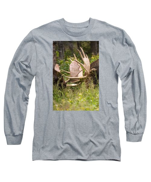 Engaged Long Sleeve T-Shirt by Aaron Whittemore