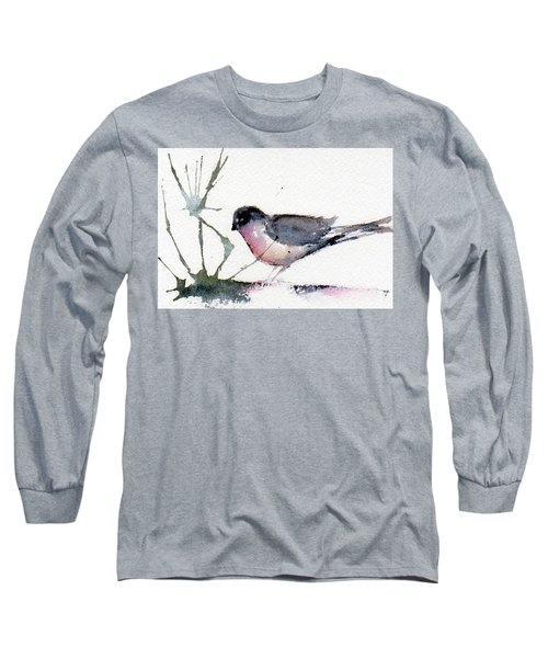 Contented Long Sleeve T-Shirt
