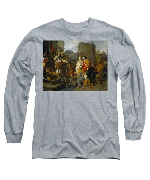Continence Of Scipio Long Sleeve T-Shirt