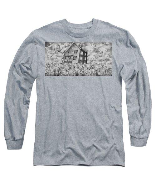 Cool Spring Night Long Sleeve T-Shirt