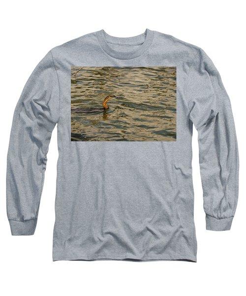 Caught Long Sleeve T-Shirt