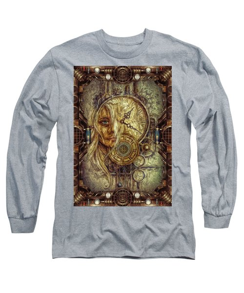 Sci-fi/fantasy Long Sleeve T-Shirt