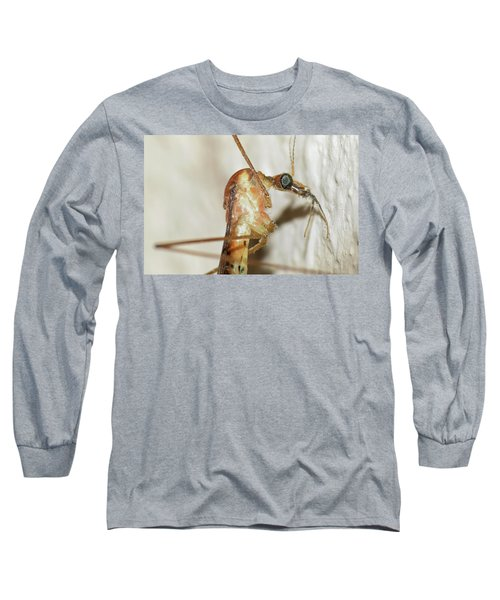 Crane Fly Long Sleeve T-Shirt
