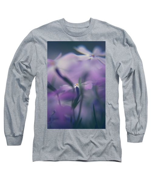 Creeping Phlox Long Sleeve T-Shirt