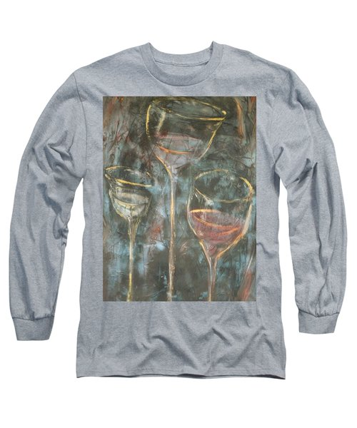 Dancing Glasses Long Sleeve T-Shirt