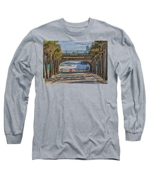 Daytona Beach Long Sleeve T-Shirt