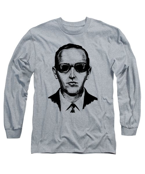 D.b. Cooper Long Sleeve T-Shirt