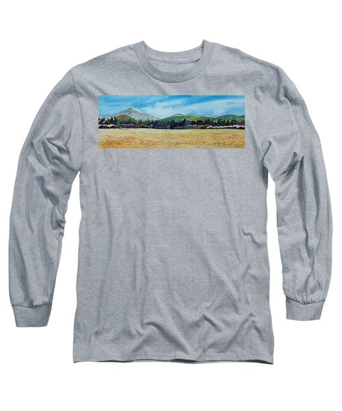 Deschutes River View Long Sleeve T-Shirt