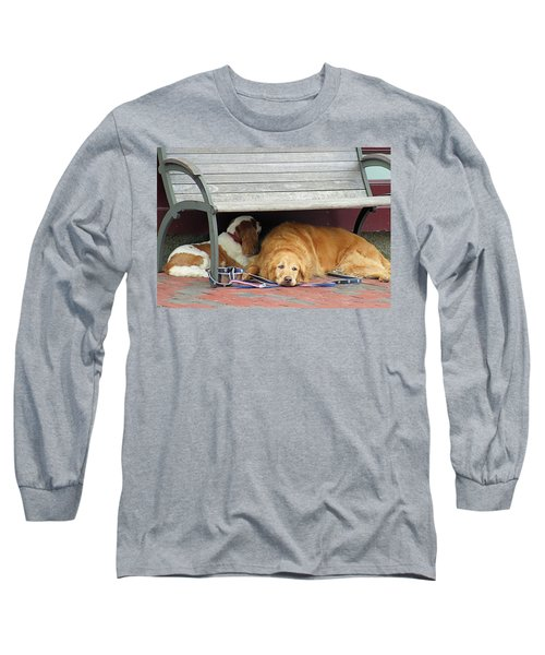 Dog Daze Long Sleeve T-Shirt